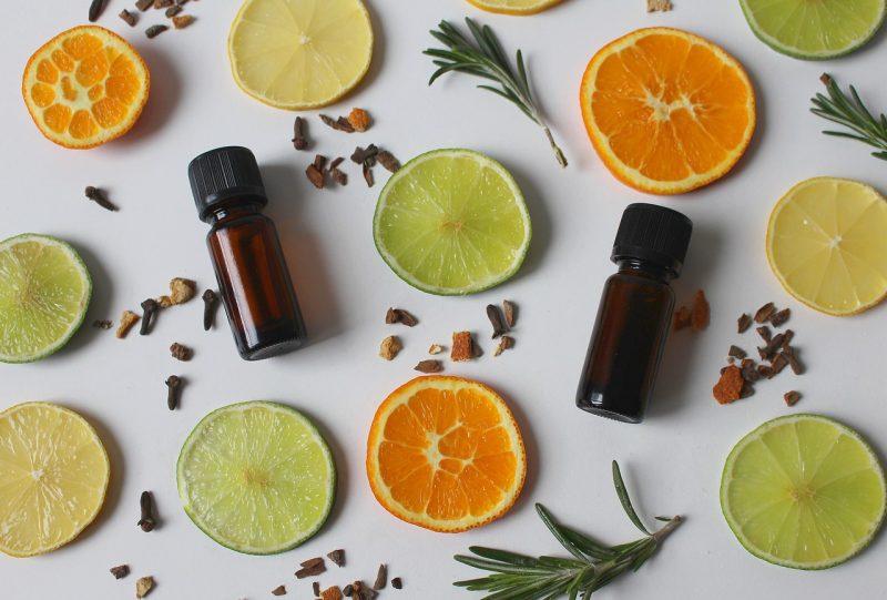 DIY essential oil repellent for brown recluses.