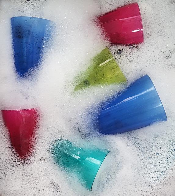 Kill fungus gnats DIY soapy water.