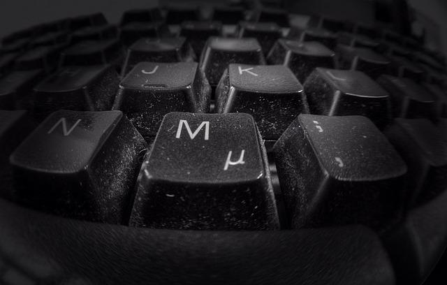 Laptop mites.