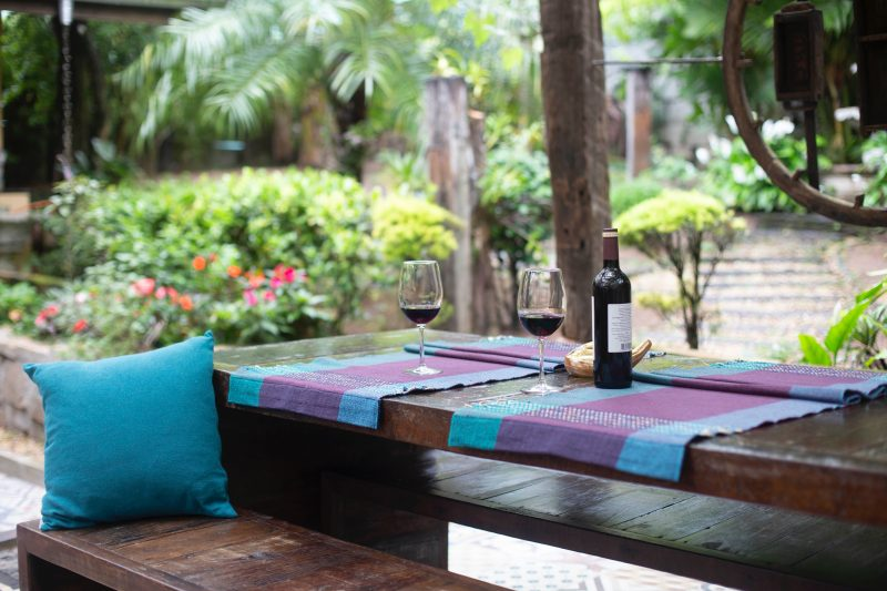 How to get rid of bugs on patio furniture.