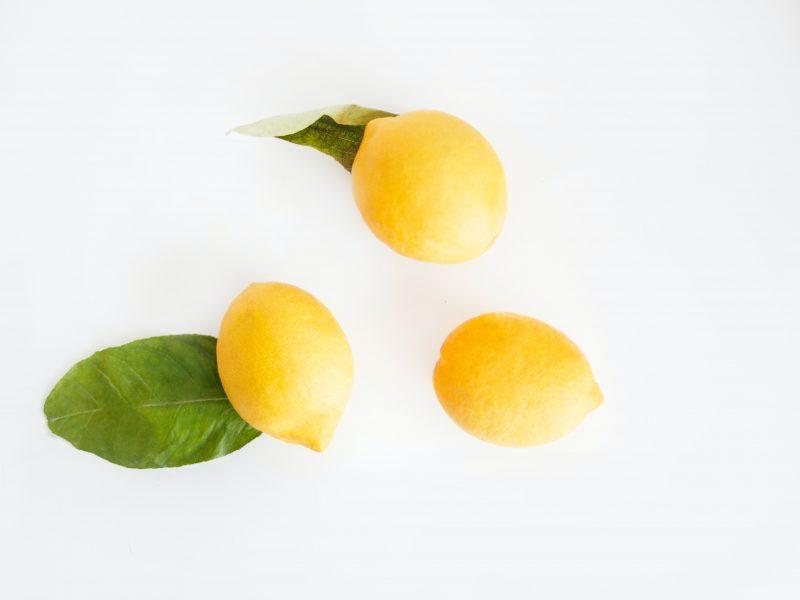 Pest free lemons.